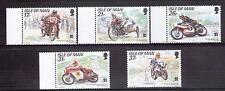 ISLE OF MAN 1991 Motorcycle set MUH