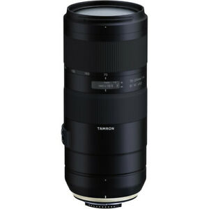 Tamron 70-210mm f4 Di VC USD A034 Lens for Nikon F no extra cost