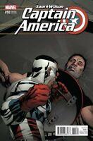 Sam Wilson Captain America #10 Variant | NM | Marvel Comics 2016