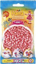 Hama - 207-06 Sachet 1000 Perles à repasser Rose