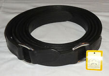 Pair 89 1/2� Ideal Equestrian Leather Carriage Driving Full Size D-Ring Traces