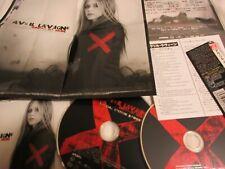 AVRIL LAVIGNE/ under my skin / JAPAN LTD CD&DVD OBI poster