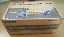 RARE Vintage Tandy 10 MEG DISK System for Tandy 1000 NMIB! - UNTESTED