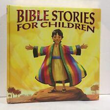 Bible Stories for Children Padded HC Illust Free Shipping Ribbon Large Print