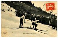 CPA Sports d'hiver Le ski animé