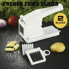 Potato Chipper Stainless Steel Blades Potato French Fry Chips Cutter