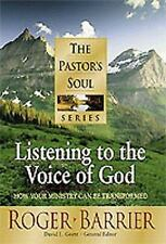 Listening to the Voice of God: How Your Ministry Can Be Transformed (Pastor's ..