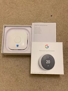 Google Nest T3030EX 3rd Generation Learning Thermostat Heat Link - HEATLINK ONLY