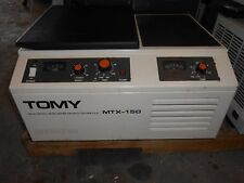 "TOMY MTX-150 HIGH SPEED REFRIGERATED  CENTRIFUGE ""FOR PARTS NOT WORKING"""