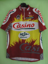 Maillot cycliste Casino Ag2r Tour 1998 Colnago vintage jersey Cycling - 5 / XL