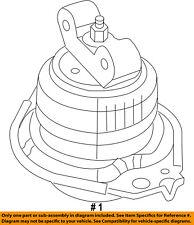 CHRYSLER OEM-Engine Motor Mount Torque Strut 68277082AA