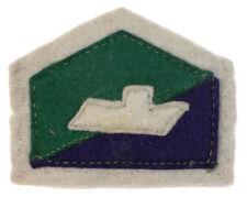 WW2 Original Colour Patch 2/11th Australian Armoured Car Regiment