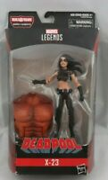 Marvel Legends Deadpool Series -X23 -Action Figure BAF SASQUATCH