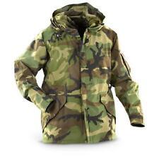 US Army Cold Wet Weather Gen 1 ECWCS Waterproof Woodland Goretex Parka Jacket