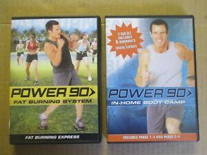2 Power 90 DVD