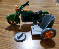 VTG 1988 TMNT TURTLECYCLE TURTLE CYCLE MOTORCYCLE VEHICLE 100% COMPLETE