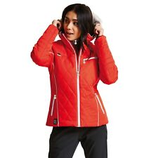 DARE2B Womens ORNATE RED SKI JACKET Sizes 10 - 16