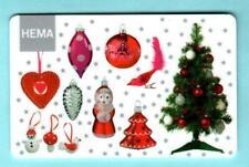 HEMA ( Netherlands ) Christmas 2012 Gift Card ( $0 )