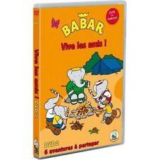 DVD Babar Vive les amis ! Volume 2 DVD NEUF SOUS BLISTER
