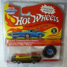 VINTAGE REDLINES & BUTTON SERIES 2 HOT WHEELS DEORA - MF ANTIFREEZE