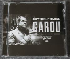 Garou, rhythm and blues, CD