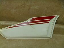 Daelim TRAC DH100 Superhawk Used Right Side Cover 1987 RB RB12
