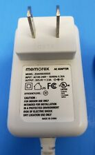 Memorex AC/DC Power Adapter Charger White Model ZDA050200US
