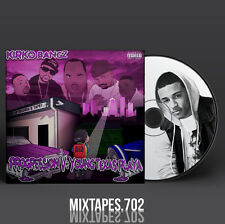 Kirko Bangz - Progression 5 Mixtape (Full Artwork CD/Front/Back Cover)