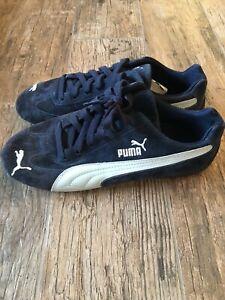 Puma Speedcat Suede Blue / Grey NEW Size US Men's 8.5