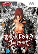 USED Akumajou Dracula Judgment / Castlevania: Judgment Japan Import Nintendo Wii