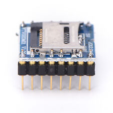 voice module MP3 sound  audio player TF card WTV020-SD-16P for Arduino FC
