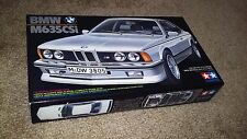 1/24 Tamiya BMW M635CSI coupe kit #24058 Very Rare