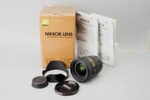 Nikon AF-S Nikkor AFS Zoom 18-35mm f/3.5-4.5 G ED SWM IF Lens