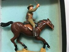 DB Figurines Soldiers Of The Queen Light Horse Beersheba Calvary Soldiers RARE