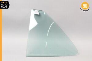 72-89 Mercedes R107 450SL 560SL Rear Left Driver Side Quarter Window Glass OEM
