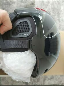 POC Fornix Ski Snow Helmet Black glossy Extra Small Small XS-S 51-54cm