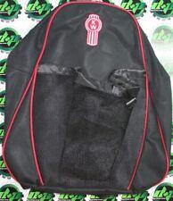 kw kenworth school book bag back pack duffle sport ball mesh semi truck diesel