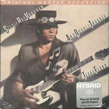 Vaughan, Stevie Ray Texas Flood Hybrid SACD MFSL NEU OVP Sealed Limited Ed. OOP