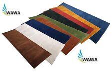 Handgewebter Gabbeh Teppich 100% Schurwolle Handloom