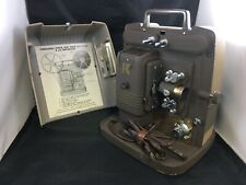 Vintage Keystone 100G 8MM Movie Projector Working Condition