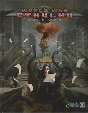 World War Cthulhu  Call of Cthulhu  Cold War HC NEW  COC  Cubicle 7 15% OFF