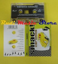 MC CARLOTTA Smack! 2000 italy CAROSELLO 300 666-4 no cd lp dvd vhs