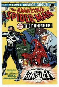The Amazing Spider-Man #129 Lionsgate  Film Reprint 2004 1st App. The Punisher