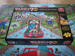 Wasgij ? 33 /  Das besondere Puzzle, 1000 Teile