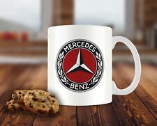 Mercedes BENZ logo FUN Coffee/TEA MUG Kaffeetassen Becher Xmas Gift Geschenk
