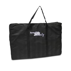Beauty Bed Carry Bag Folding Massage Travel Therapy Couch Salon Portable Table
