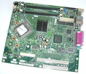 Dell ND237 OptiPlex Carte Mère GX620 PWB G8041 REV A00