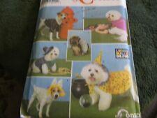 pattern dog costumes, S-M