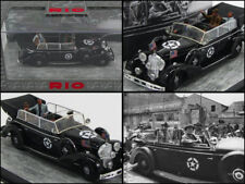 Rio Models - Mercedes 770 Senators ride in Hitler's car in Dachau - Limited 100