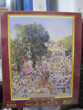YARMOUTH CLAM FESTIVAL BY SALLY CALDWELL FISHER PUZZLE New Sealed